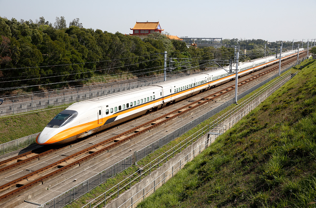 Book your train tickets in Taiwan