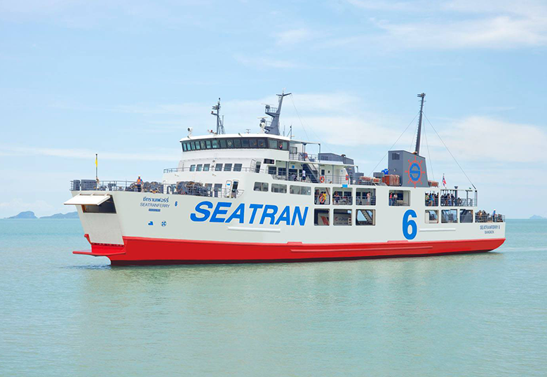 Book your ferries in Thailand